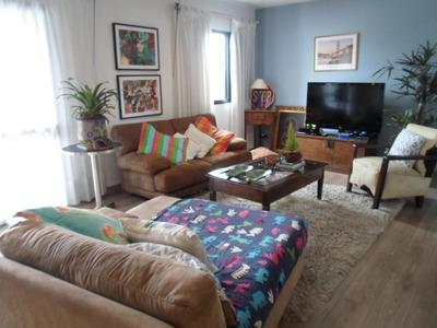 Apartamento Em Campo Belo, São Paulo/sp De 129m² 3 Quartos À Venda Por R$ 1.350.000,00 - Ap173957