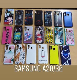 Funda Reforzada Samsung A20