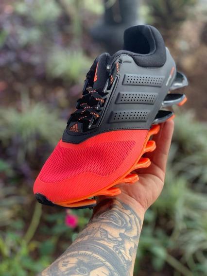 Tênis adidas Springblade Drive 42.0 Masculino Promoção Relâm