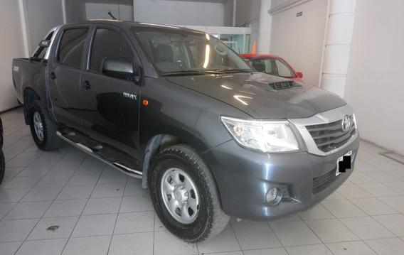 Toyota Hilux 2.5 Tdi C/d 4x2 Dx Pack 2abg Abs (120cv) (l12)