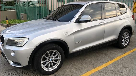 Camioneta Bmw X3 2011 Blindada