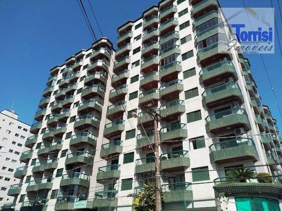 Apartamento 01 Dormitório Suíte Em Praia Grande Guilhermina Ref. Ap2533 - Ap2533