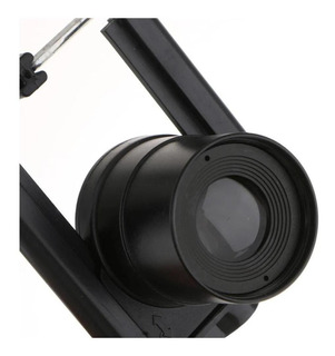 Adaptador Para Celular Com Ocular De 10mm (50º - 1,25 )