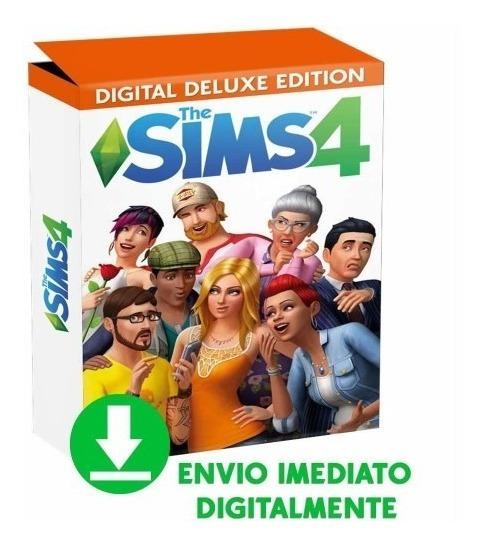 The Sims 4 Pc Completo Com Todas As Expansões 2020