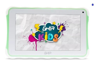 Tablet Niños Toddler Kids Ghia 7 Android 8.1 Uso Rudo