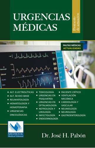 Imagen 1 de 2 de Urgencias Médicas Protocolo De Actuación