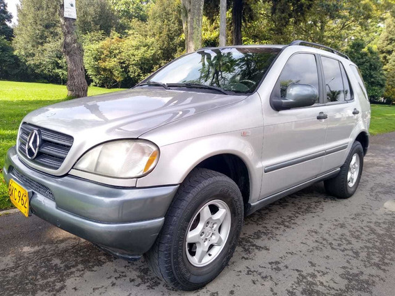 Mercedes Benz Ml 320 Aut.4x4 A.a.full Equipo