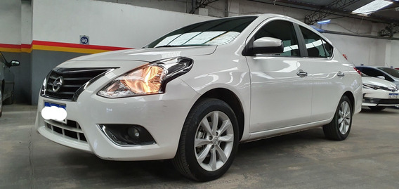 Nissan Versa Advance Mt 2018 Blanco