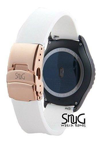 Snug Watchbands Samsung Gear S2 Classic 20mm Reloj Inteligen