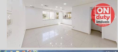 Sala À Venda, 32 M² Por R$ 299.000,00 - Itaim Bibi - São Paulo/sp - Sa0358