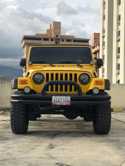 Jeep Wrangler Wrangler S Año 2000 Suspensión Cauchos Nuevos