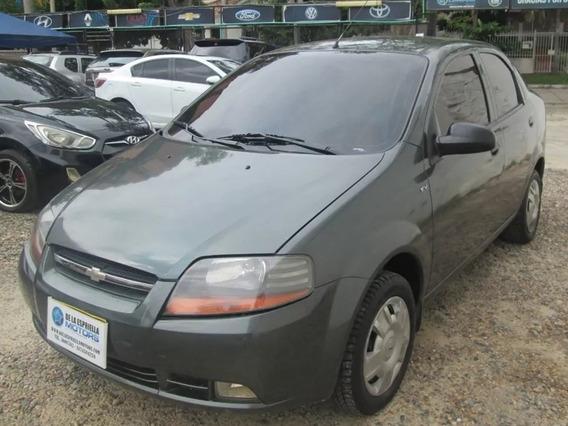 Chevrolet Aveo Sedan 1.6 2009