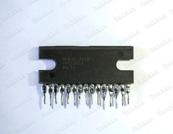 Ci - Upc2581 Amplificador Potência Nec Sony