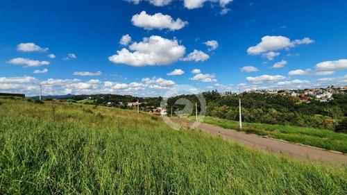 Imagem 1 de 4 de Terreno Com Linda Vista No Loteamento Alto Horizonte - Te0412