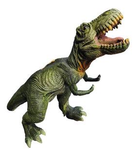 Tyrannosaurus Rex T Rex Dinosaurio Con Sonido 50 Cm Largo