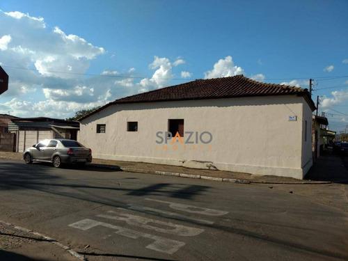 Imagem 1 de 16 de Casa Com 3 Dormitórios À Venda, 120 M² Por R$ 260.000 - Zona Rural - Rio Claro/sp - Ca0330