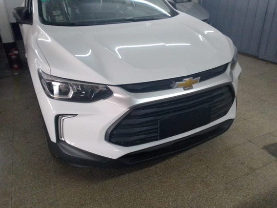 Nueva Chevrolet Tracker 1.2t M/t 2021 Jb1