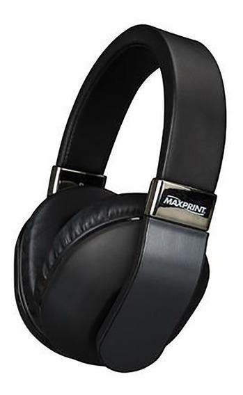 Fone De Ouvido Alien Dj Preto Headphone Confortável