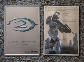 Halo 2 Edición De Colección