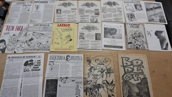 19 Fanzines Cultura Alternativa Anis 90 E 00