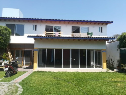 Renta De Hermosa Casa En Jose Parres Jiutepec