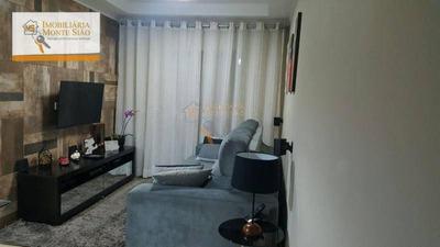 Apartamento Residencial À Venda, Picanco, Guarulhos - . - Ap0542