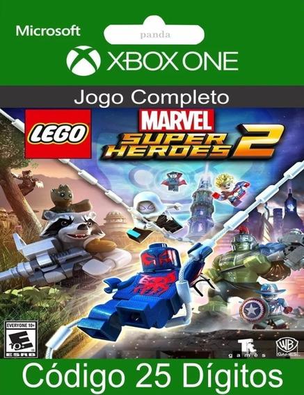 Lego Marvel Super Heroes 2 Xbox One Código 25 Digitos