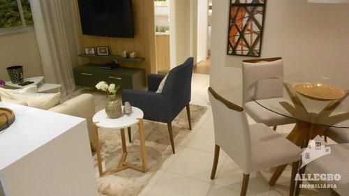 Apartamento Com 2 Quartos Para Comprar No Jardim Riacho Das Pedras Em Contagem/mg - Nz79