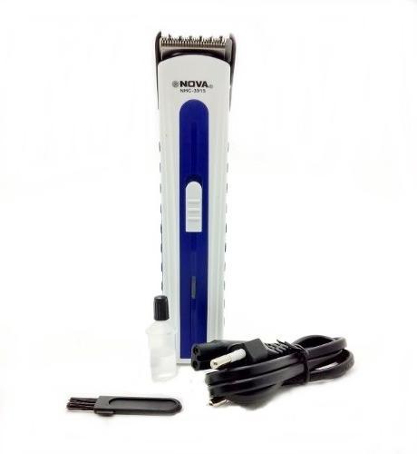 Máquina Nova Corta Cabelo Fazer Barba Pezinho Carregável