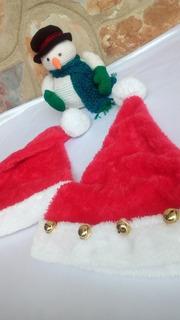 Gorros De Navidad, Gorros De Santa Claus.. Somos Fabricantes