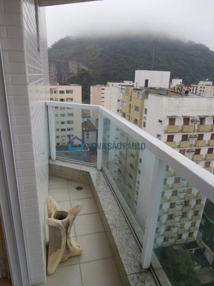 Apartamento De Alto Padrão São Vicente Aceita Permuta Em Sãopaulo - Bi24823