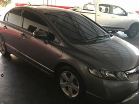 Honda Civic 1.8 Exs Flex Aut. 4p