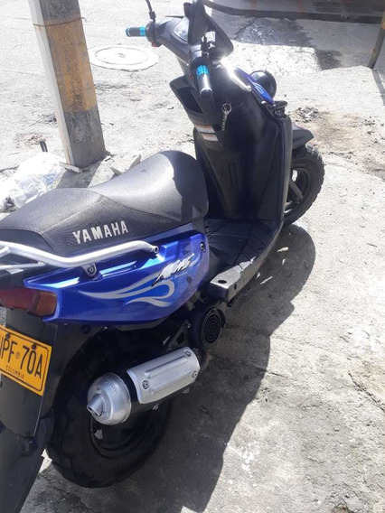Se Vende Yamaha Bws 2004 Barata 850.000