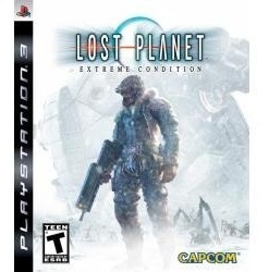 Jogo Lost Planet Extreme Condition Para Ps3 Playstation 3