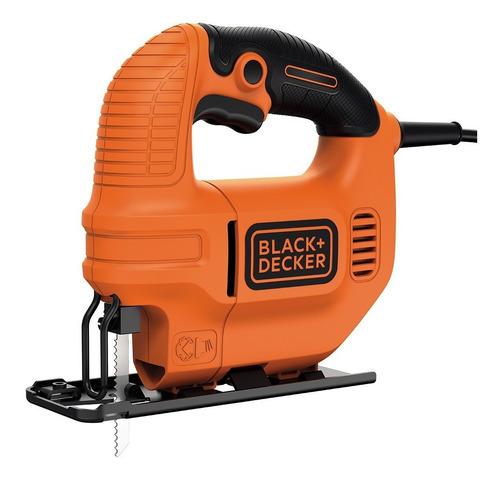 Serra Tico Tico 420w 1 Velocidade 110v Black+decker - Ks501