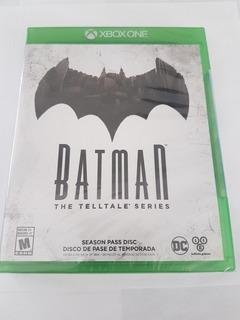 Batman The Telltale Series Xbox One Nuevo Citygame Ei