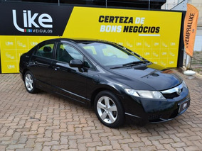Honda Civic Lxs Flex 2009