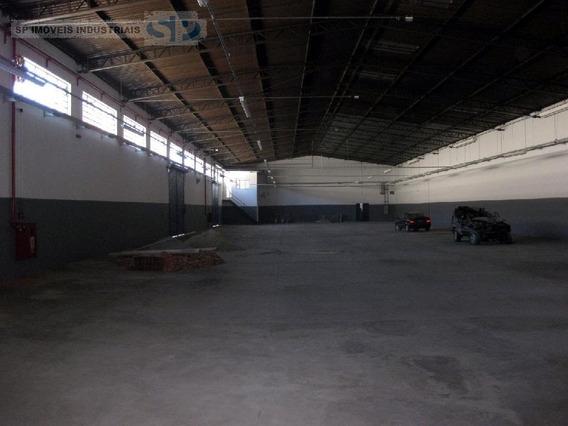 Galpão Para Locação, 2600.0m² - 45