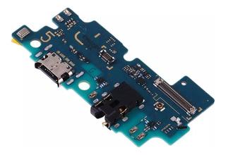Placa De Carregamento Conector Galaxy A50 A505 Original