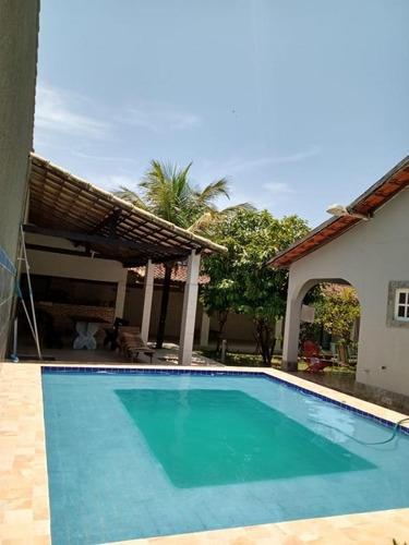 Casa Para Venda Em Saquarema, Vilatur, 5 Dormitórios, 1 Suíte, 4 Banheiros - E246_2-1116339
