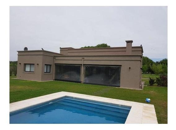 Haras San Pablo Hermosa Casa De 240 M2 Sobre Lote De 765 M2