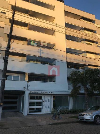 Apartamento Com 2 Dormitórios À Venda, 101 M² Por R$ 530.000 - Sanvitto - Caxias Do Sul/rs - Ap0867