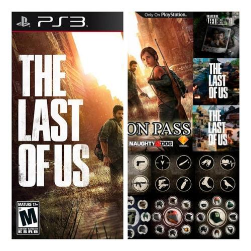 Imagen 1 de 1 de The Last Of Us + Season Pass Juego Digital  Ps3 Vcs