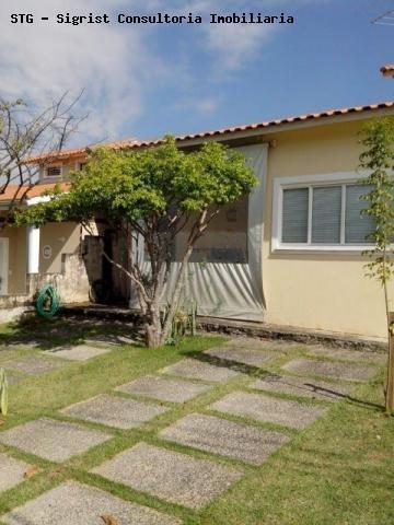 Casa Em Condomínio Para Venda Em Indaiatuba, Condominio Moradas De Itaici, 2 Dormitórios, 1 Suíte, 2 Banheiros, 2 Vagas - 012