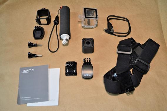 Câmera Gopro Hero Session 5 Completa Filma Em 4k