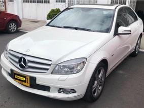 Mercedes Benz Clase C 200 Cgi Blue Efficiency