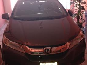 Honda City 1.5 Lx Mt 2016