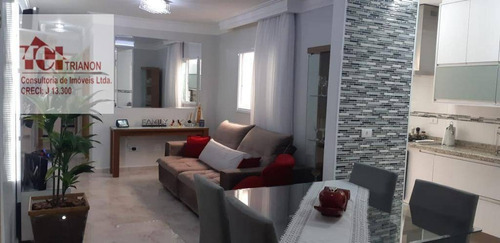 V. Pires - Aptº S/ Condomínio - 77m² A.u - 2 Dormt (1 Suíte) - 2 Vagas - Ap3062