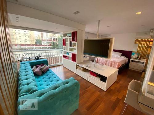 Apartamento À Venda - Vila Olímpia, 1 Quarto,  56 - S893094191