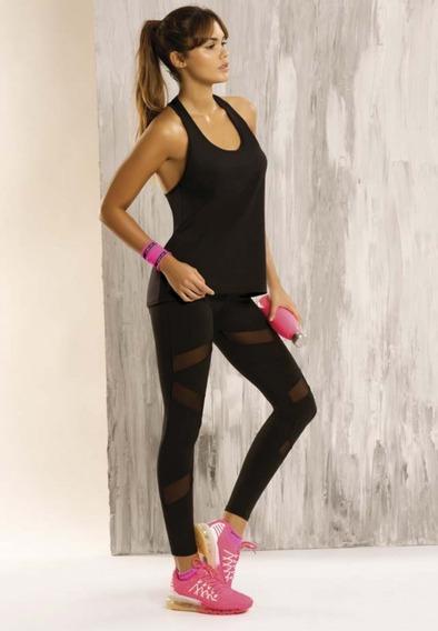 Musculosa Viscosa Shine Sweet Lady Sport 20202-009